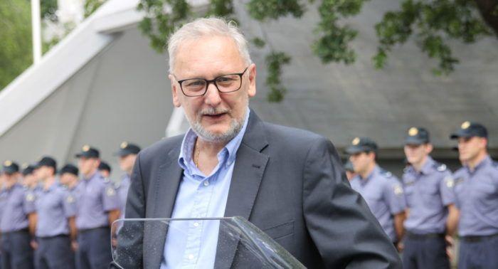 Ministar Božinović: Hrvatska policija se zna nositi s kriznim situacijama