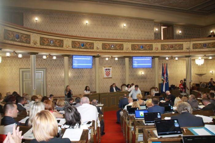 Gradska skupština podržala zaduženje Zagreba za 250 milijuna kuna