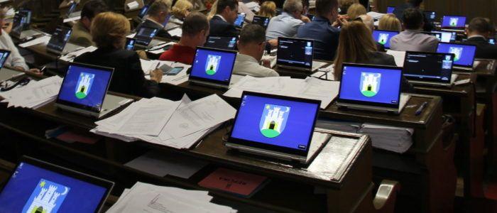 Gradska skupština: Prihvaćen ugovor za nabavu 64.400 spremnika za odvajanje otpada