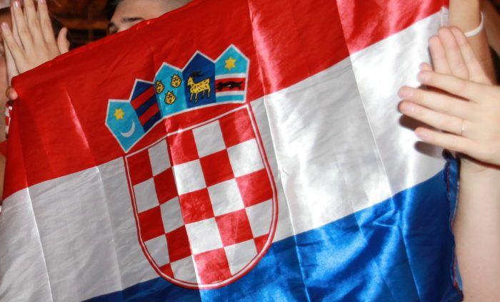 VIDEO: Podrška hrvatskih branitelja hrvatskoj nogometnoj reprezentaciji na SP u Rusiji