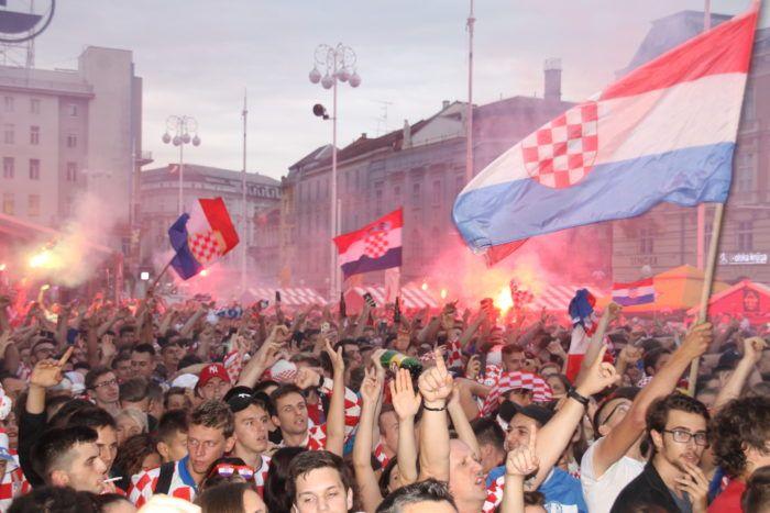 Za Vatrene u ponedjeljak doček na Trgu bana Jelačića, a potom i odlikovanja na Pantovčaku