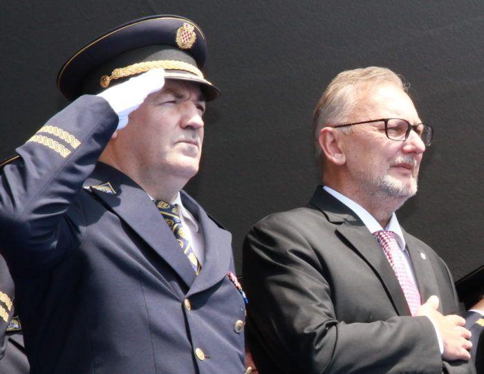 Ministar unutarnjih poslova Davor Božinović i glavni ravnatelj policije Nikola Milina uputili čestitku povodom proslave Oluje i Dana pobjede