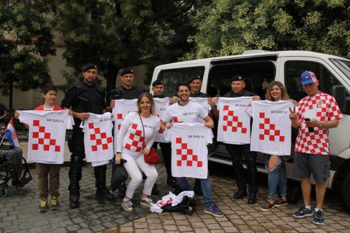 Policija: U središtu Zagreba bez ijednog incidenta za vrijeme finala
