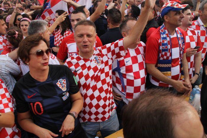 Predsjednik Hrvatskoga sabora Jandroković Vatrenima: Za Hrvatsku ste uvijek prvi!