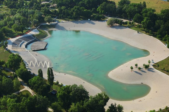 Zavod za javno zdravstvo: Kakvoća vode na Bundeku i Jarunu izvrsna za kupanje