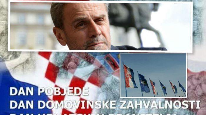 Bandić čestitao Dan pobjede i domovinske zahvalnosti