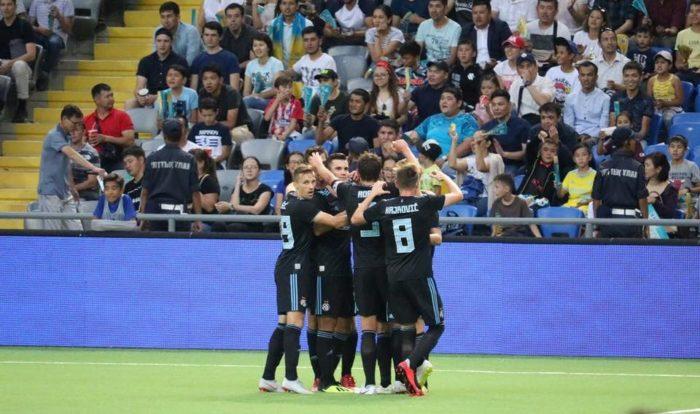 """""""VAŽNA POBJEDA U KAZAHSTANU"""" Prva utakmica 3. pretkola Lige prvaka: Astana – Dinamo 0-2"""