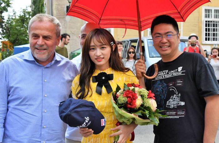 Zagreb odabran kao lokacija spota kineskih zvijezda s očekivanih milijardu gledatelja