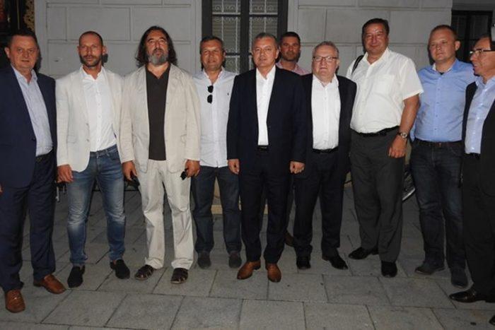 Ministar Horvat posjetio Špancirfest i razgovarao o poduzetničkoj infrastrukturi