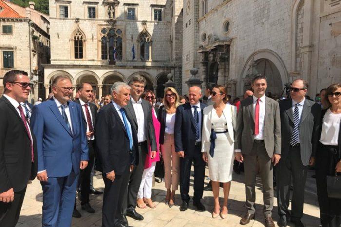 Plenković: Nabava novih gradskih autobusa u Dubrovniku još jedan odlično organiziran EU projekt