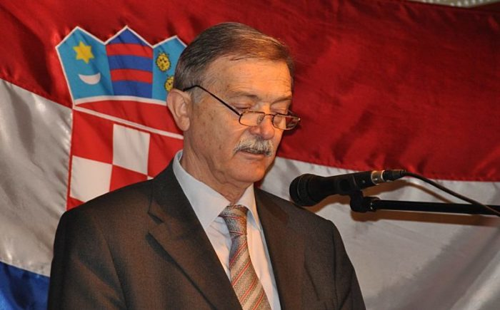 Preminuo bivši saborski zastupnik HDZ-a Stjepan Bačić