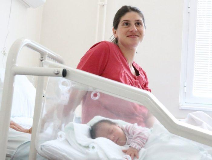 Prva banka humanog mlijeka u Hrvatskoj bit će otvorena u prosincu
