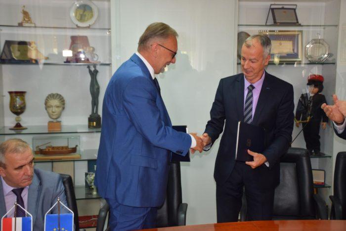 Potpisan ugovor o ustupanju zgrade splitske Čistoće prometnoj policiji