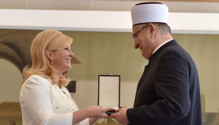 Predsjednica Grabar-Kitarović čestitala Kurban bajram