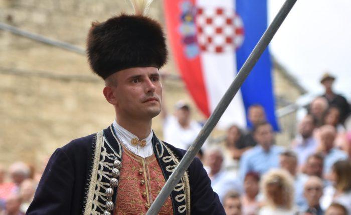 Josip Čačija slavodobitnik 303. Sinjske alke
