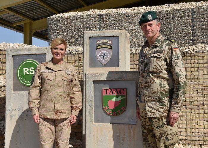 Hrvatska predsjednica Grabar-Kitarović: civilno društvo nužno za promjene u Afganistanu