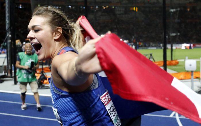 Predsjednik Vlade Andrej Plenković čestitao Sandri Perković na osvajanju zlatne medalje na Europskom prvenstvu