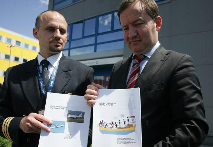Sud za četvrtak odgodio odluku o zakonitosti štrajka u Croatia Airlinesu