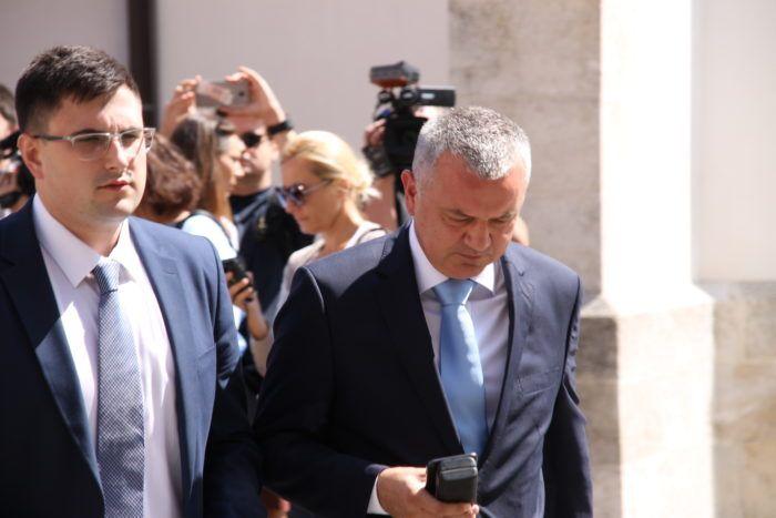 """Ministar Horvat: """"Intenzivno se radi na osiguranja dviju plaća Uljanik grupi, na tome ćemo ustrajati i nadam se da ćemo do kraja tjedna imati rješenje barem za jednu plaću"""""""