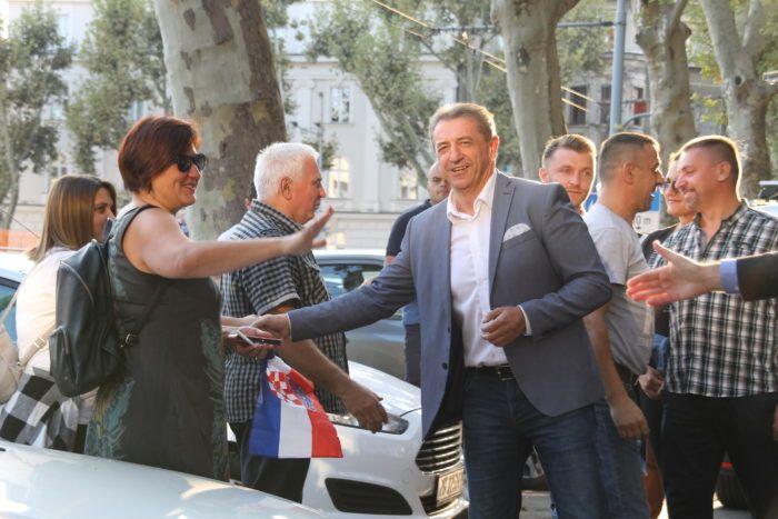 """HDZ: Milinović manipulira i svoj poraz nastoji predstaviti kao tobožnju pobjedu, najobičniji """"Showman"""""""