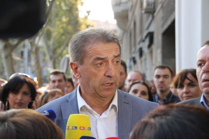 Milinović: Vodstvu stranke želimo reći što se događa u Gospiću