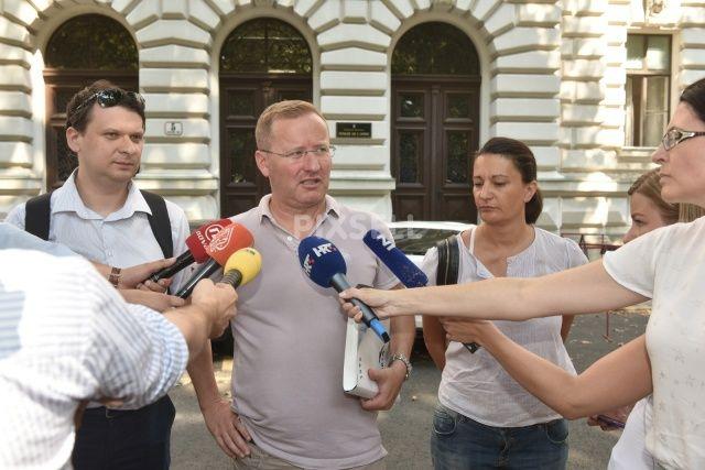"""U srijedu nema štrajka u Croatia Airlinesu, sud ga privremeno zabranio – Hotić: """"Pozivati se na štetu u slučaju štrajka je kontradiktorno, to je kontradikcija u samoj interpretaciji"""""""
