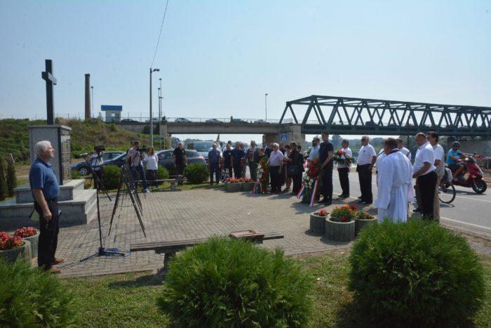 Sjećanje na poginule pripadnike 105. bjelovarske brigade