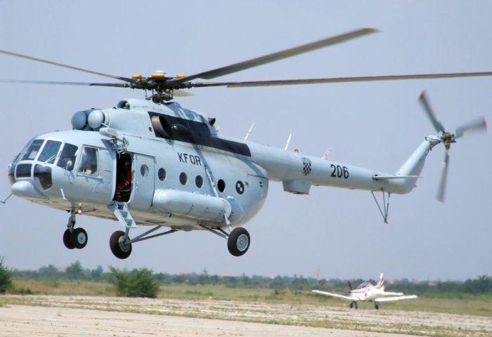 Tijekom vikenda helikopterima HRZ-a prevezeno 17 pacijenata