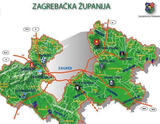 Zagrebačka županija: Milijun kuna za nove katastarske izmjere