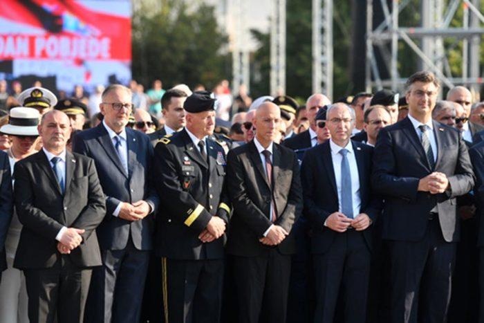 """""""DAN POBJEDE"""" Proslava VRO 'Oluje' uz saveznike i partnere SAD i Izrael"""