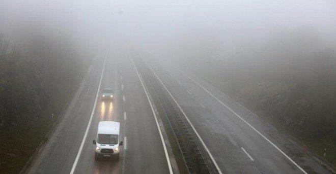 HAK: Magla na autocesti A1 i A3