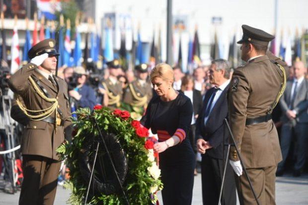 """DAN POBJEDE"" U Kninu počelo Središnje  obilježavanje 23. obljetnice VRO Oluja"