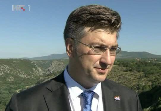 Premijer Andrej Plenković: Srbiji poruke istine, suradnje i mira, ali istina o velikosrpskoj agresiji mora se znati