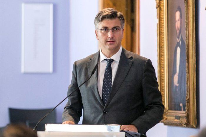 Plenković: Nema unutarstranačkog obračuna; institucije sukladno zakonu poduzimaju mjere
