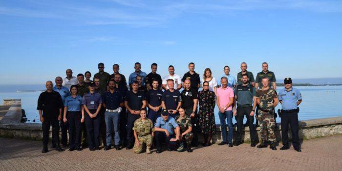 U Valbandonu započela FRONTEX-ova obuka policijskih službenika