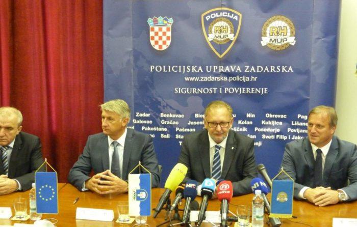 Božinović: Policija provjerava tvrdnje o razdvajanju Sirijca od kćeri iako događaj nije prijavljen