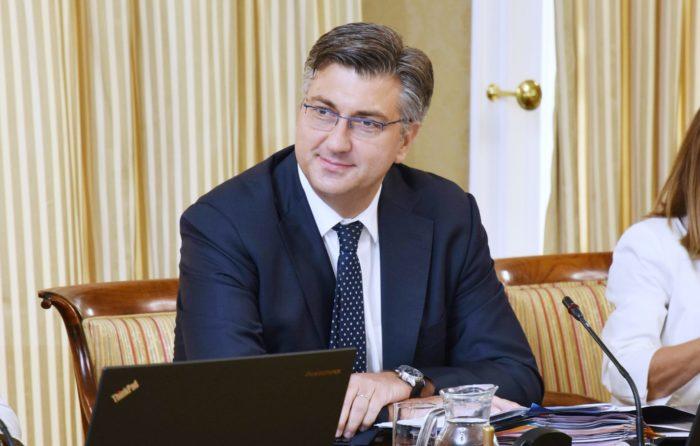 Premijer Plenković: Idućih dana tražit će se rješenja za održivost brodogradnje