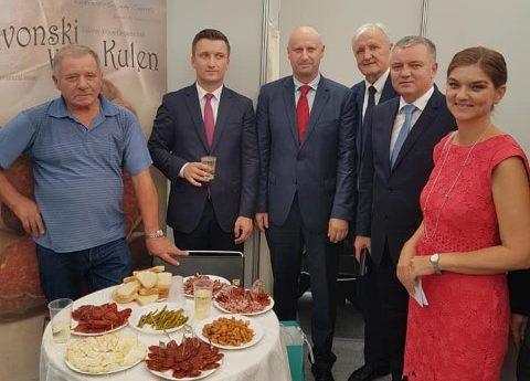 Vukovarsko-srijemska županija partner na 53. Međunarodnom sajmu u Krapini
