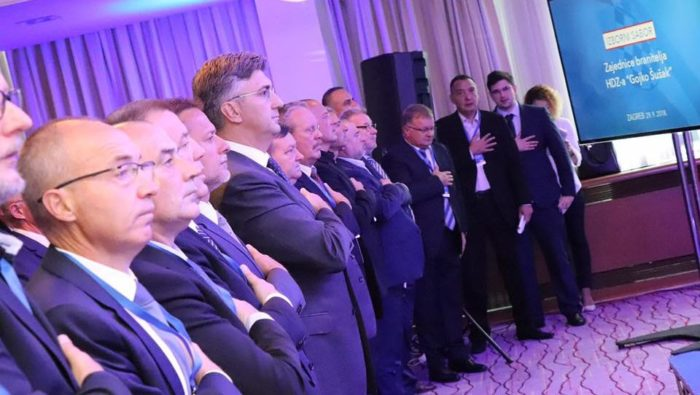 Plenković: Bez braniteljske potpore ne bi bilo ni hrvatske slobode ni demokracije