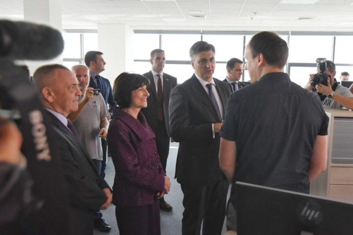 Plenković: Stajališta Europske komisije podudaraju se sa sugestijama ministarstava gospodarstva i financija Upravi Uljanika