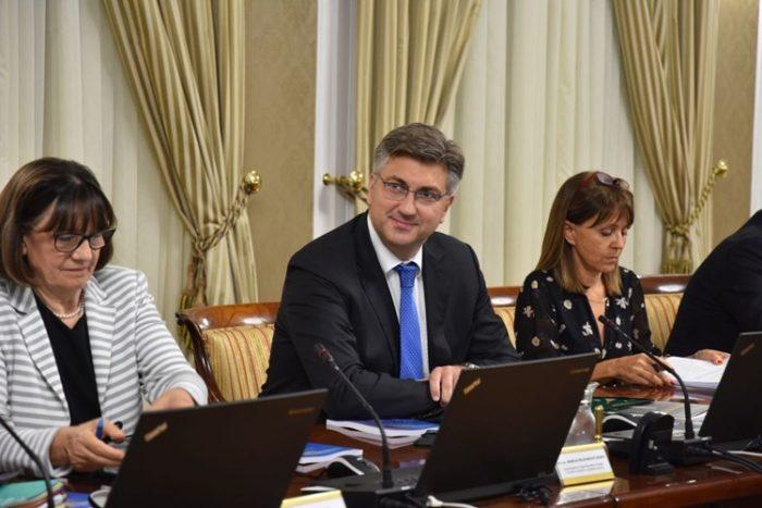 Plenković: Glavni cilj porezne reforme je rasterećenje građana i poduzetnika