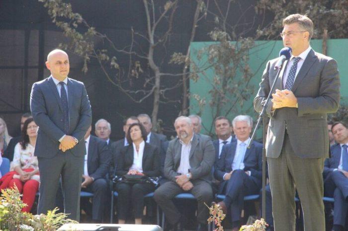 Premijer Plenković otvorio svečani mimohod 53. Vinkovačkih jeseni