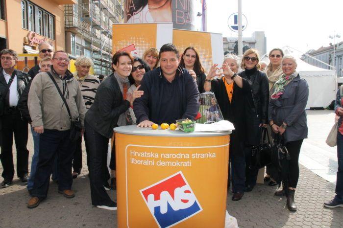 """""""OČUVANJE OKOLIŠA NA TISKOVNOJ KONFERENCIJI GRADSKOG HNS-a"""" Tomislav Stojak: želimo motivirati grad, Holding i Tržnice da krenu sa uređenjem zagrebačkih tržnica"""