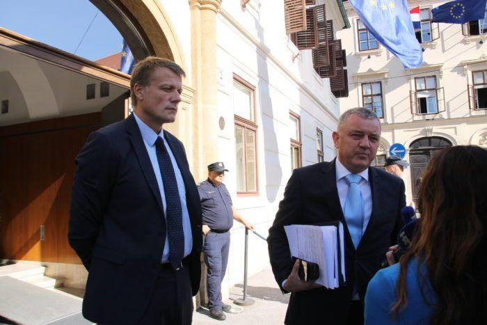 Horvat: Nemoguće govoriti o novom strateškom partneru Uljanika bez odluka NO i Skupštine