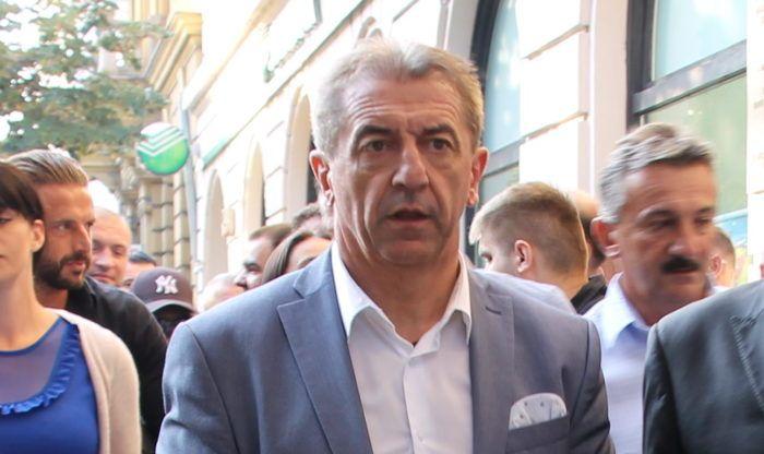 Visoki časni sud HDZ-a odlučuje o Milinoviću