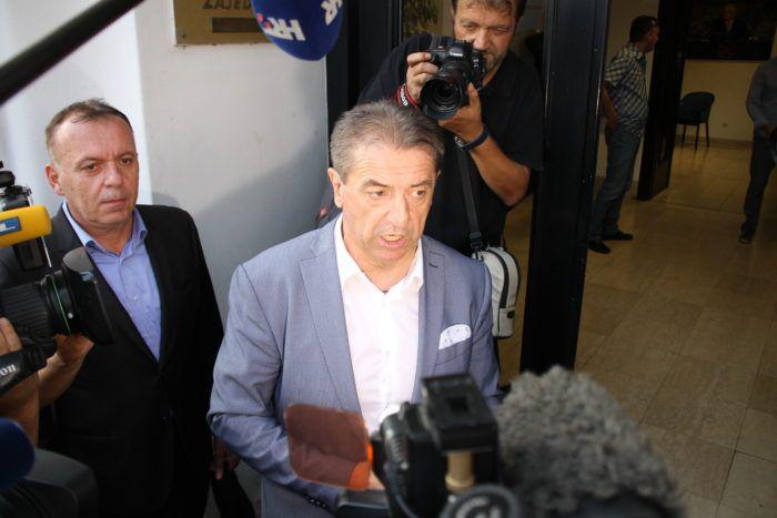 Milinović: Odluka o mom izbacivanju iz HDZ-a je neopravdana i nedemokratska