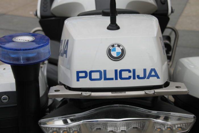 U Konjskom kod Splita poginuo vozač osobnog vozila