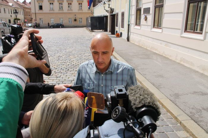 """""""Vladajuća većina stabilna"""" Vrdoljak: HNS neće isprovocirati prijevremene izbore"""