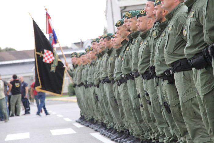 ATJ Lučko najelitnija specijalna jedinica Hrvatske policije