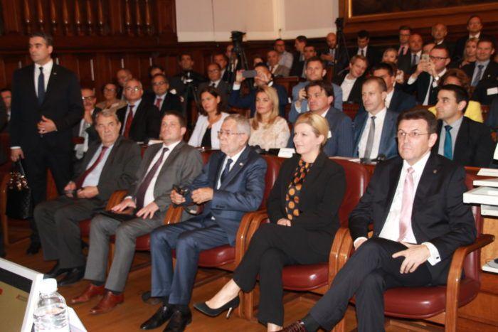 """Hrvatsko-austrijski gospodarski forum: """"Željeznička infrastruktura i logistika"""""""